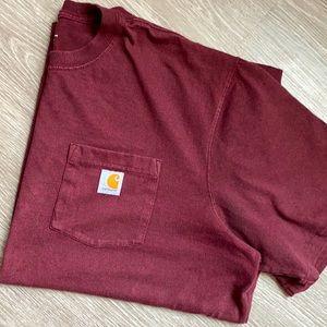 Carhartt Original Fit One Pocket T Shirt 2XL